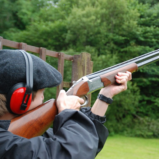 A day of Clay Pigeon Shooting with Gift Experience Day!