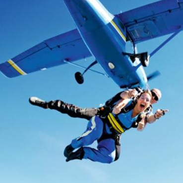 Check out our range of extreme & adventure experiences!
